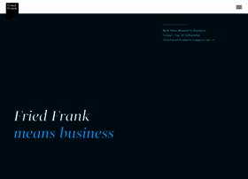 friedfrank.com
