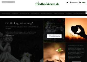 friedhofskerze.de