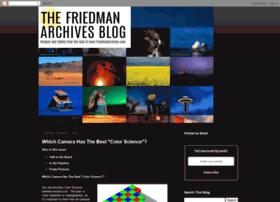 friedmanarchives.blogspot.ch