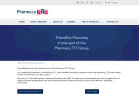 friendliespharmacies.com.au