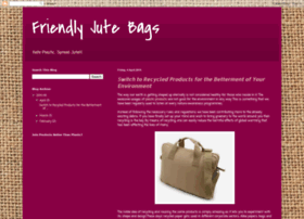 friendly-jute-bags.blogspot.in