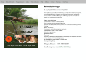friendlybiology.com