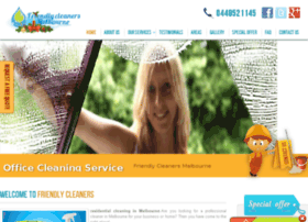 friendlycleanersmelbourne.com.au
