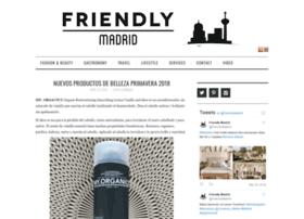 friendlymadrid.com