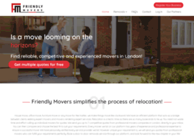 friendlymovers.co.uk