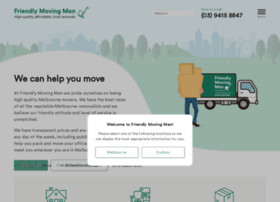friendlymovingmen.com.au