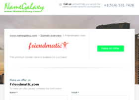 friendmatic.com