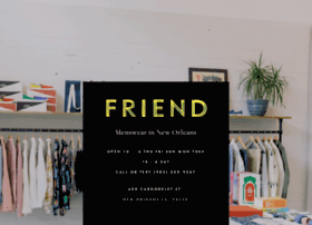 friendneworleans.com