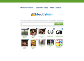 friends.buddyfetch.com
