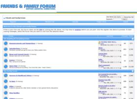 friendsandfamilyforum.com