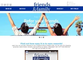 friendsandfamilyrewards.com