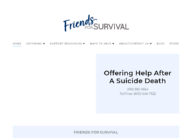 friendsforsurvival.org