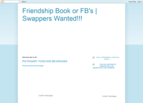 friendship-book.blogspot.com