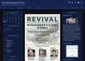 friendshipbaptist411.org