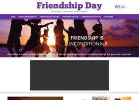 friendshipday.org