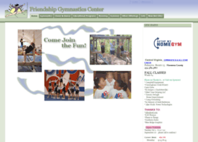 friendshipgymnastics.com