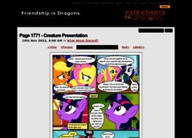 friendshipisdragons.thecomicseries.com
