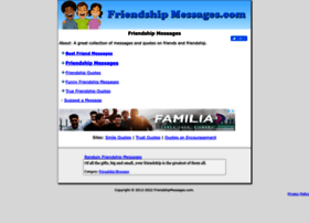 friendshipmessages.com