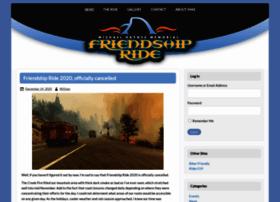 friendshipride.com
