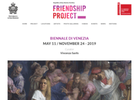 friendshiproject.com