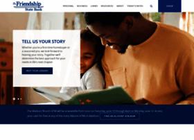 friendshipstatebank.com