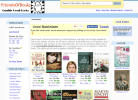 friendsofbooks.com