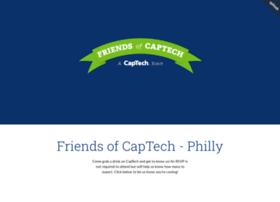 friendsofcaptech-philly.splashthat.com