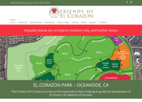 friendsofelcorazon.org