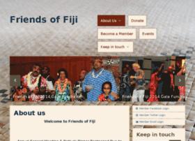 friendsoffiji.nationbuilder.com