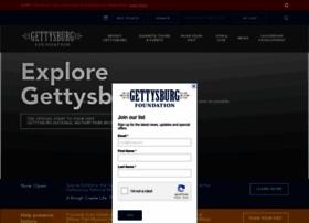 friendsofgettysburg.org