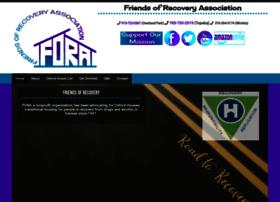 friendsofrecovery.com