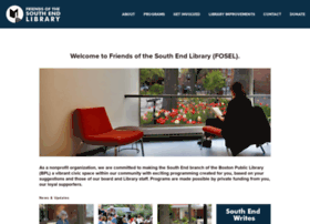 friendsofsouthendlibrary.org