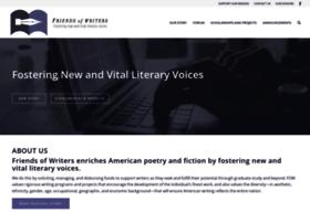 friendsofwriters.org