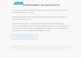 friendsreunited.co.uk