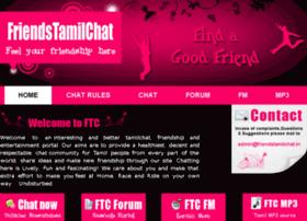 friendstamilchat.com