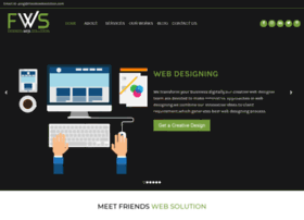 friendswebsolution.com