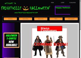 frightvillehalloween.com