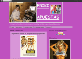 frikiapuestas.blogspot.com
