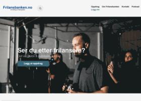 frilansbanken.no