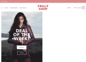 frillyshop.com