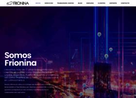frionina.com