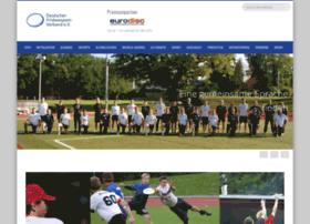 frisbeesportverband.de
