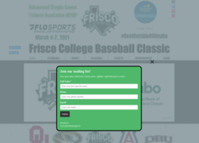 friscoclassic.com