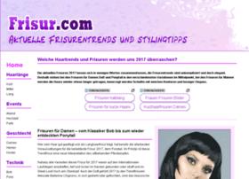 Frisur.com info. Frisuren für 2014 - Aktuelle Trends für das Neue