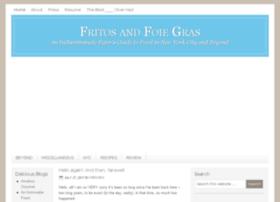 fritosandfoiegras.com
