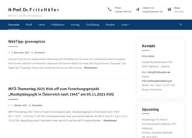 fritzhoefer.net