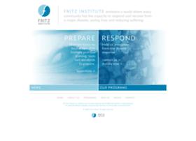 fritzinstitute.org