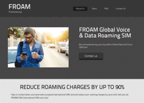 froam.com