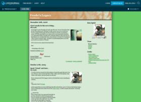 frodoslegacy.livejournal.com