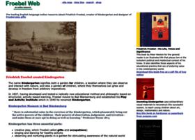 froebelweb.org